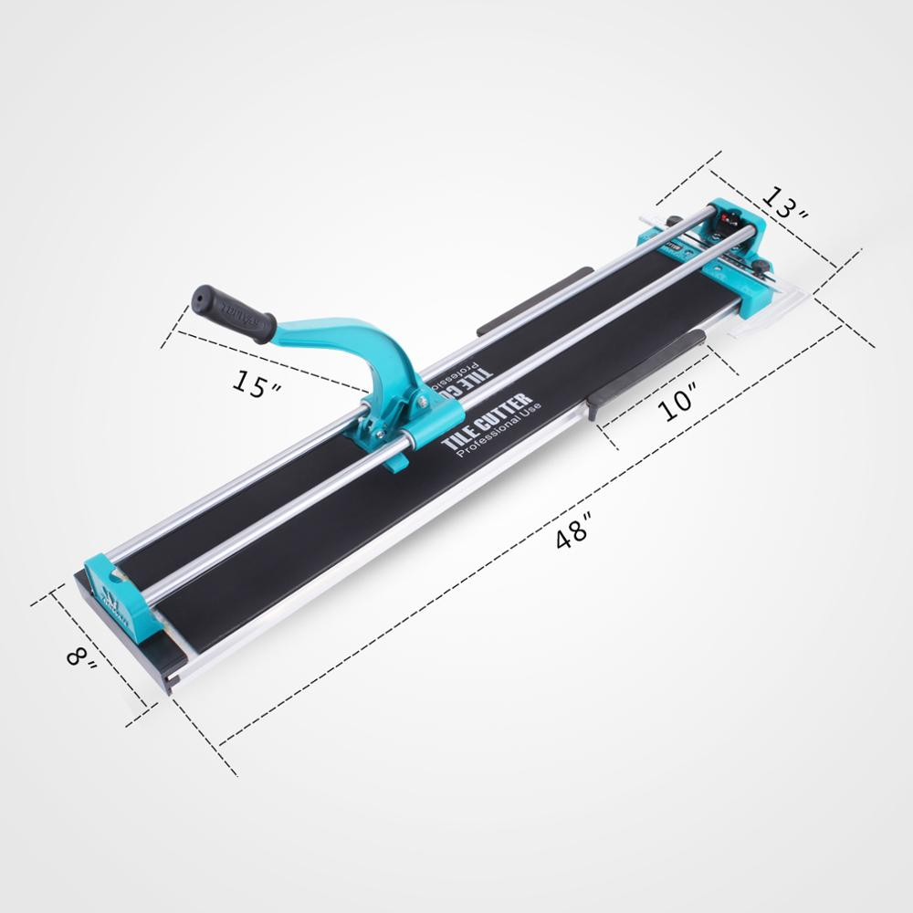 Inch Mm Manual Tile Cutter Hand Tool Mm Thickness - 48 inch tile cutter