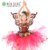 Wholesale Promotional Polyresin ballet girl Christmas ornaments