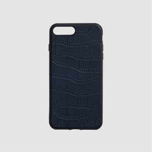 China phone case manufacturer black leather phone case