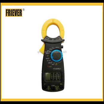 clamp meter vc3266l user manual