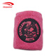 bulk wholesale terry cotton custom embroidery logo wrist sweatband