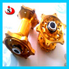 Racing Motorcycle KTM SX50 Colored Wheel CNC Hubs