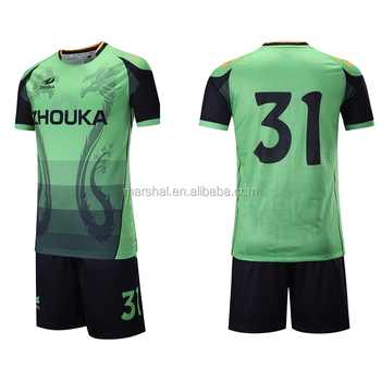 fba65b227d774 mais recente modelo de t-shirt fazer uniformes de futebol personalizado  jersey