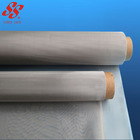 ultra fine stainless steel woven screen wire cloth / sieve mesh