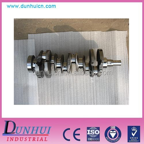 The used for auto engine of air compressor 4d56 diesel engine crankshaft