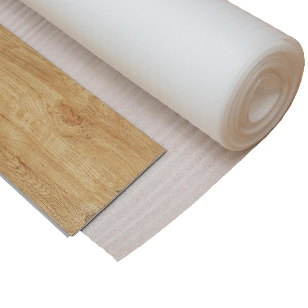 Soundproof Insulation Laminate Flooring Underlayment Epe Foam Whisper Step Cushion On