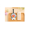 Cute Cartoon Silica Gel Suitcase Baggage Boarding decorate Tags
