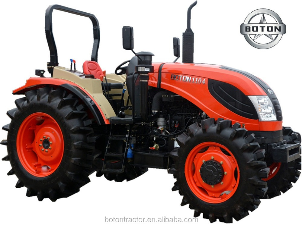 110 Hp 2-wheel Drive Wheeled Tractor For World Agriculture From China - Buy  110hp Wheeled Tractor,2-wheel Drive Tractor,Wheeled Tractor For World