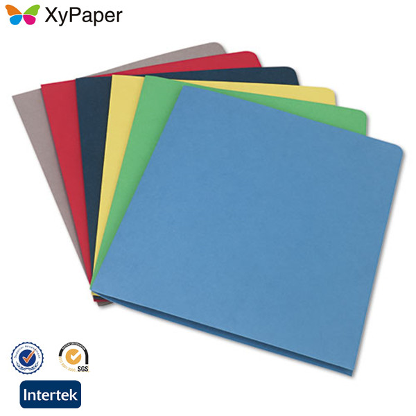ream of colored paper