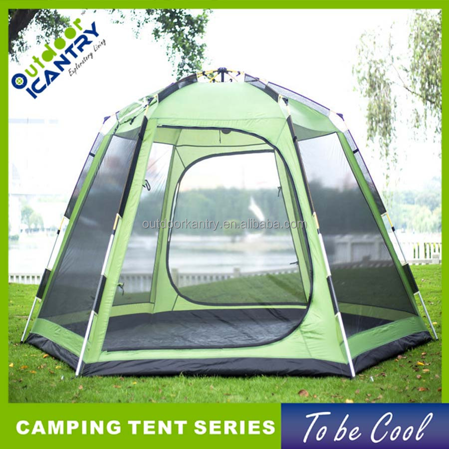 Instant Tent Cinch Automatic Pop up Tent Wholesale Camping Mosquito Net Tent