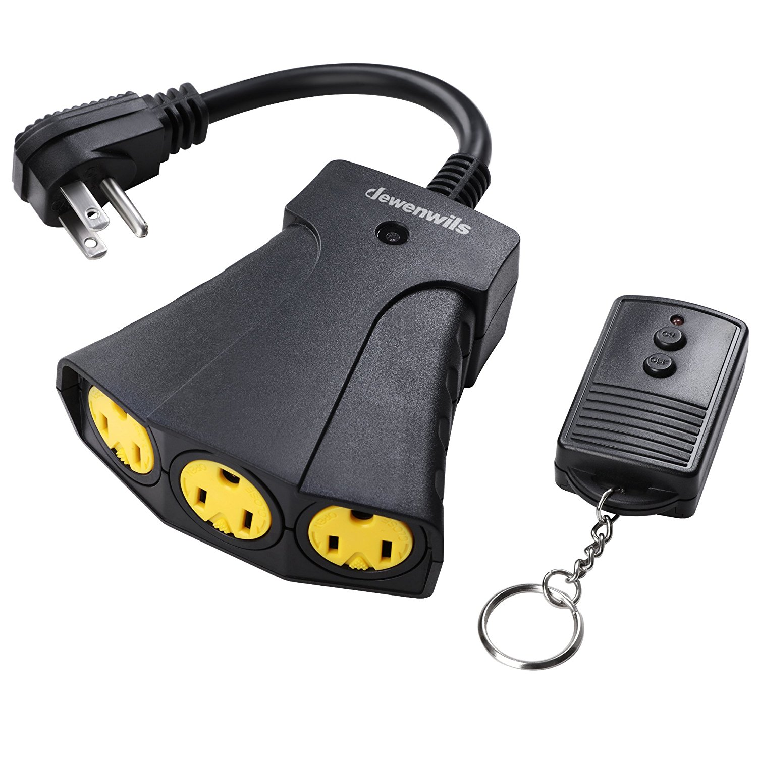 Buy Dewenwils Outdoor Wireless Remote Control Outlet Kit
