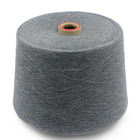 Top quality 100% polyester ring spun yarn manufacturer in China -Melange 21S,32S,40S