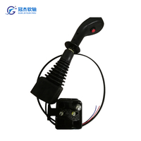 GJ1135B Indemar replacement Cross Lever devices operating control Valve Front Loader Hand Lever Joystick