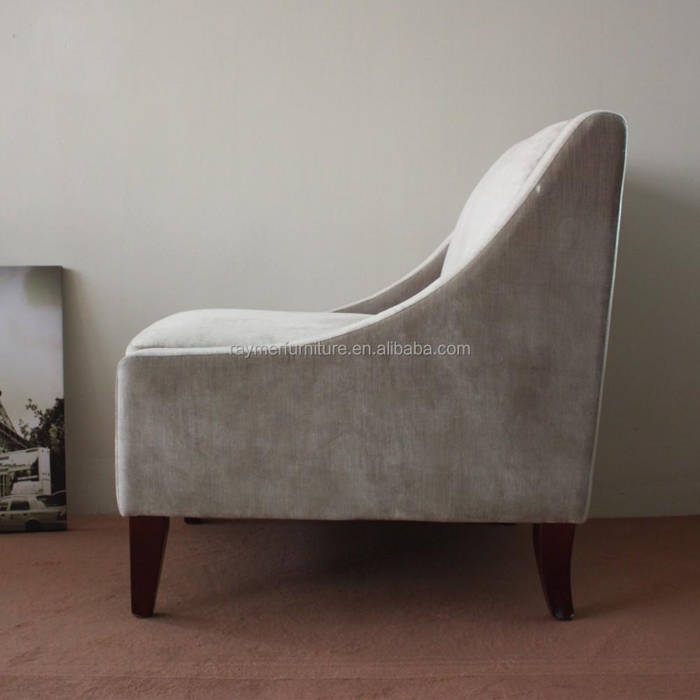 luxus im italienischen stil samt hotel Wohnzimmer akzent sessel ...