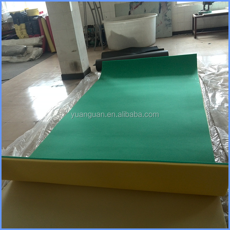 Big size Closed-cell PE foam water mat XPE foam pad water floating pad water playing mat