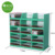 Walmart Shopping Mall Supermarket Pallet Display Stand,OEM Wholesale Promotion Display Rack