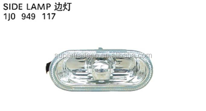 USE FOR VW PARTS (JETTA IV BORA CROSS ) SIDE LAMP OEM: 1J0949117