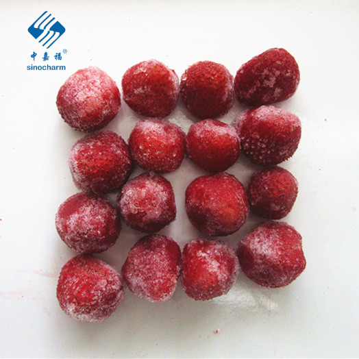 2020 New Crop Top Grade Sweet Charlie A13 IQF Frozen <strong>Strawberry</strong> Whole