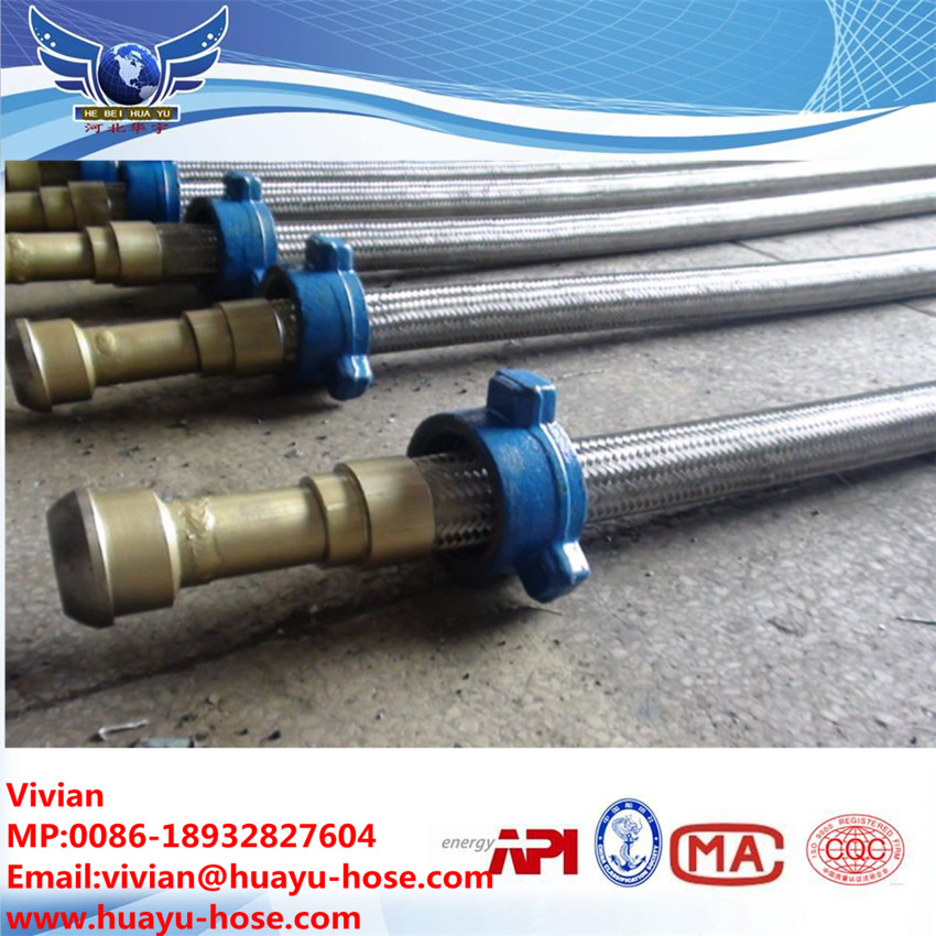 Rotary Drilling Hose for Water Swivel