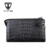 Competitive Price Wholesale Business Genuine Leather Clutch Handbag For Men