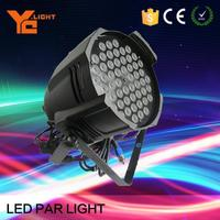 36 waterproof LED RGB par light
