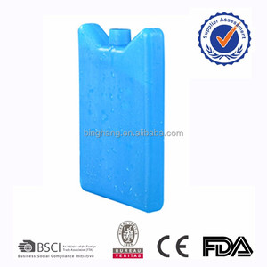 Plastic ice brick / box insulated ice keeper ice boxes Super Cold Ice Brick / Box, Nontoxic, Non-caustic