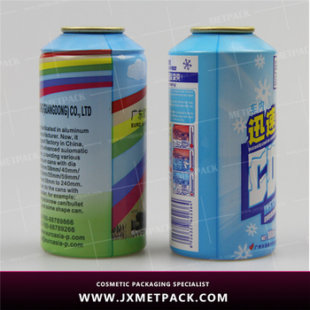 China Manufacturers Spray Paint Aerosol Tin Can Ningbo