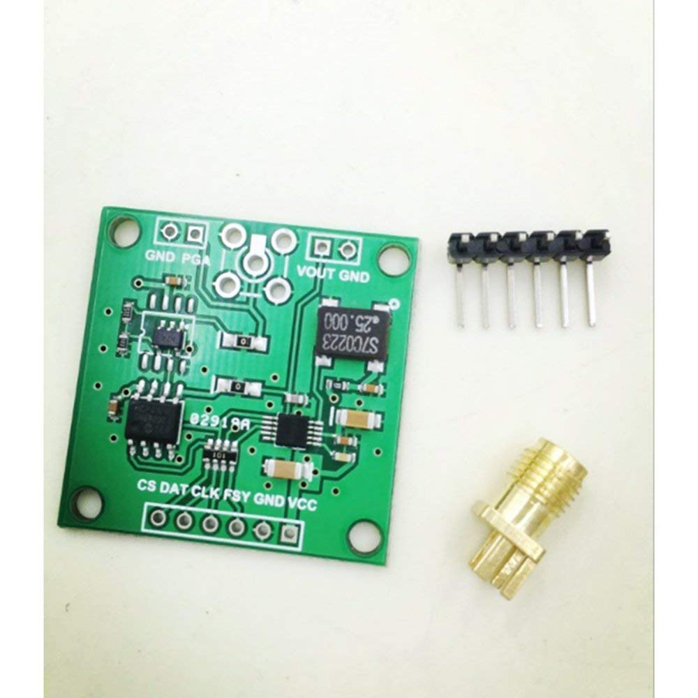 AD9833 triangle sine wave signal source IC integrated circuit square wave generator module