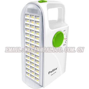 42 Pcs Smd Led Rechargeable Emergency Lights 220v Portable Batteryled Charging Light Work