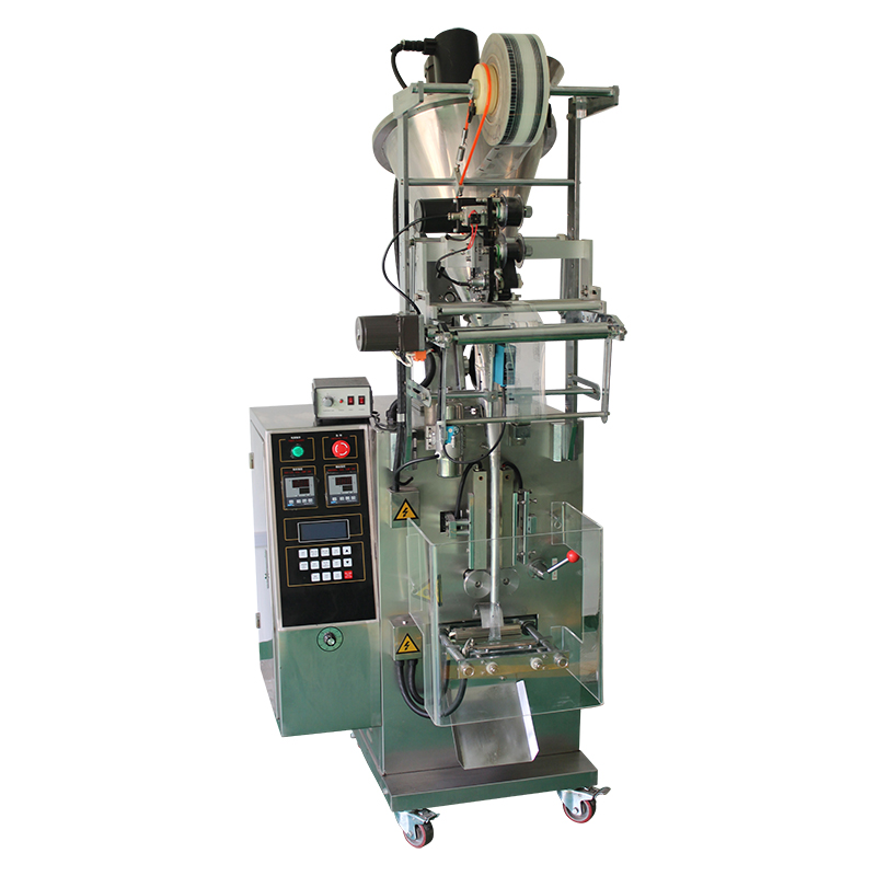 sugar food packing plastic bag machine high quality