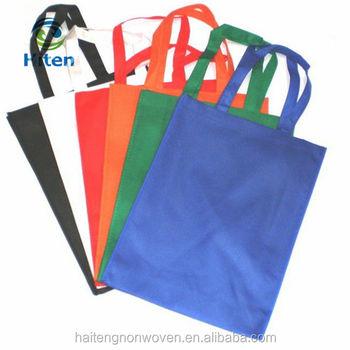 Environmental Non Woven Eco Friendly Disposable Bags