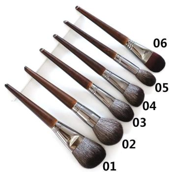 2019 New Hot Amazon Makeup Brush Set 7 pcs Powder Eye shadow Brushes Makeup
