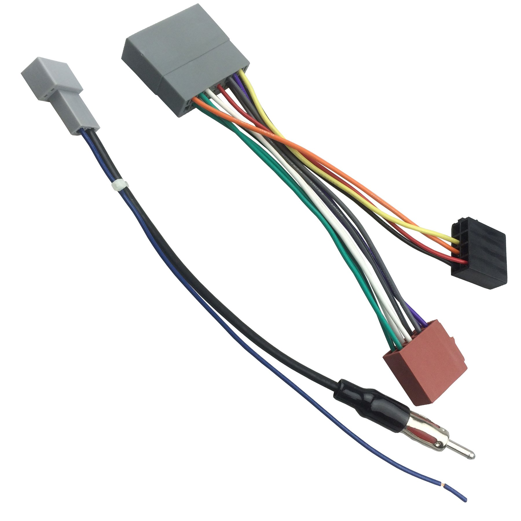 Cheap 96 Honda Civic Wiring Harness Find Ecu Adapter Get Quotations Dkmus For Antenna