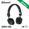 OEM wholesale bluetooth v3.0 stereo colorful headphone cheap