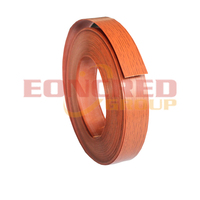 Wood color Pvc edge banding tape for furniture