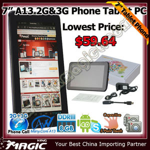 Allwinner driver a13 mid android tablet pc with phone call buy.