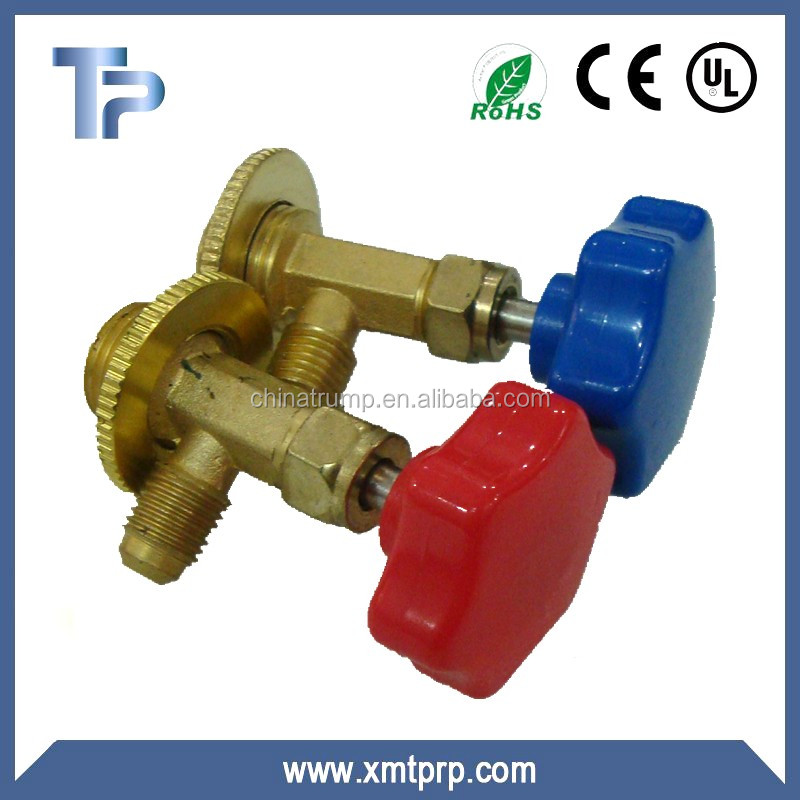 Made In China Brass Cylinder Valve for Refrigerator