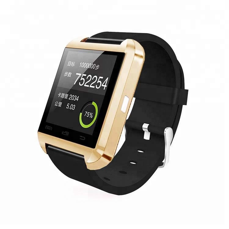 2019 Top Sale MTK6261 Android Smartwatch U8 Smart Watch Band фото