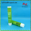25g plastic PE hand cream tubes, soft plastic hand lotion tube, empty pe tube for hand cream