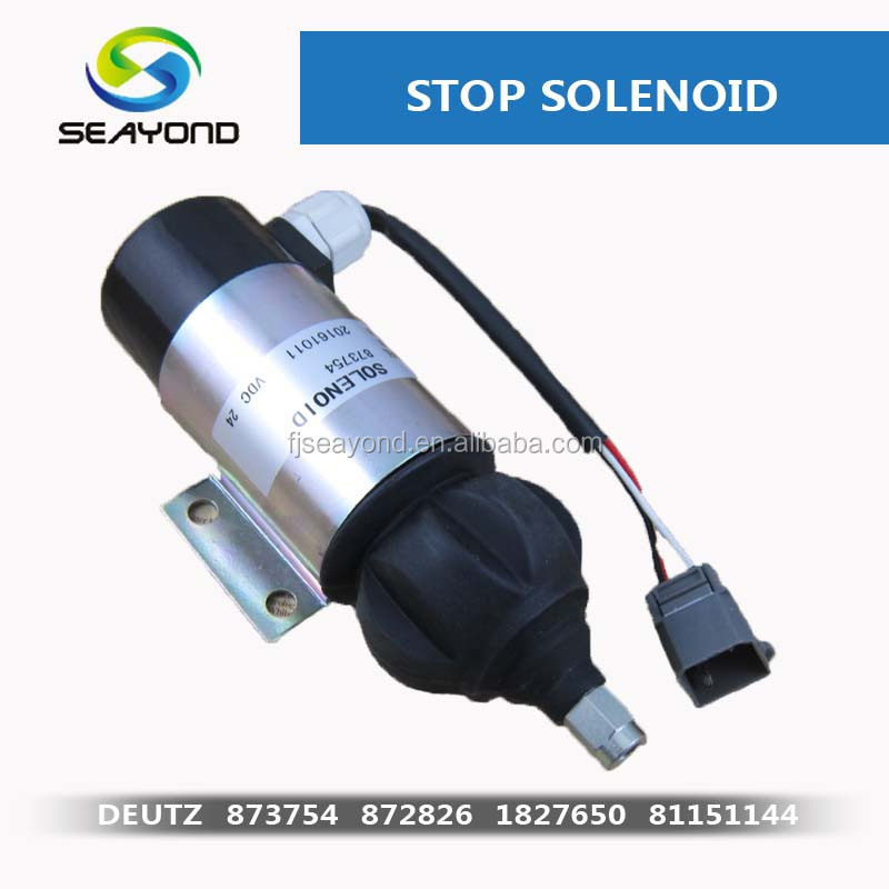24V <strong>Diesel</strong> Per Kins Engine Parts Stop Solenoid Use for 2006 3012 Series
