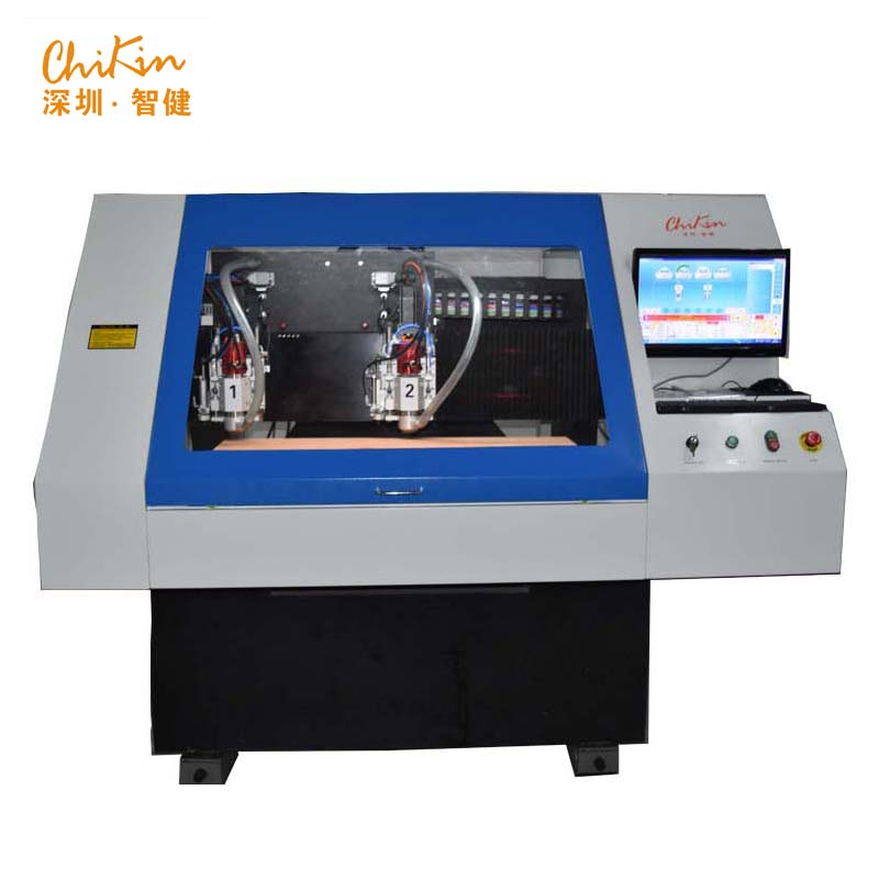 2017 New 2 Axis CNC PCB Routing Machine PCB