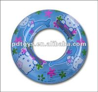 inflatable swimming ring toy