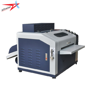 Cheap Price 650mm Automatic Desktop Mini UV Coating Machine