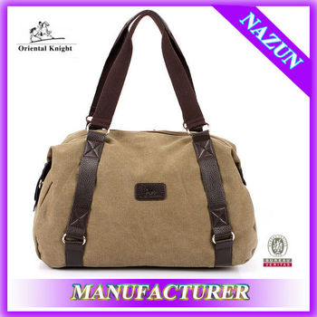 Custom Bags No Minimum Standard Size Walker Canvas Tote Bag
