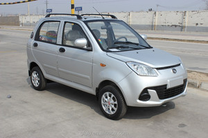 Fulu brand left steering and electric fuel electric cars made in China/FWD drive 4kw Cheap electric cars