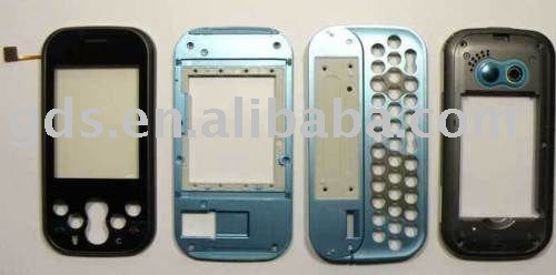 Genuine For lg ks360 Fascia housing touch panel blue&Guide