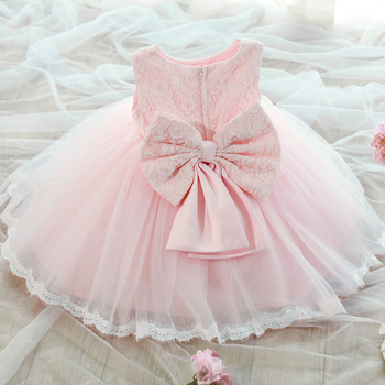 2017 Baby Girl Party Dress Children Frocks Designs Wedding Flower ...