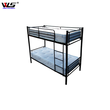 Customized Size Best Price Folding Metal Double Deck Bed Bunk Beds