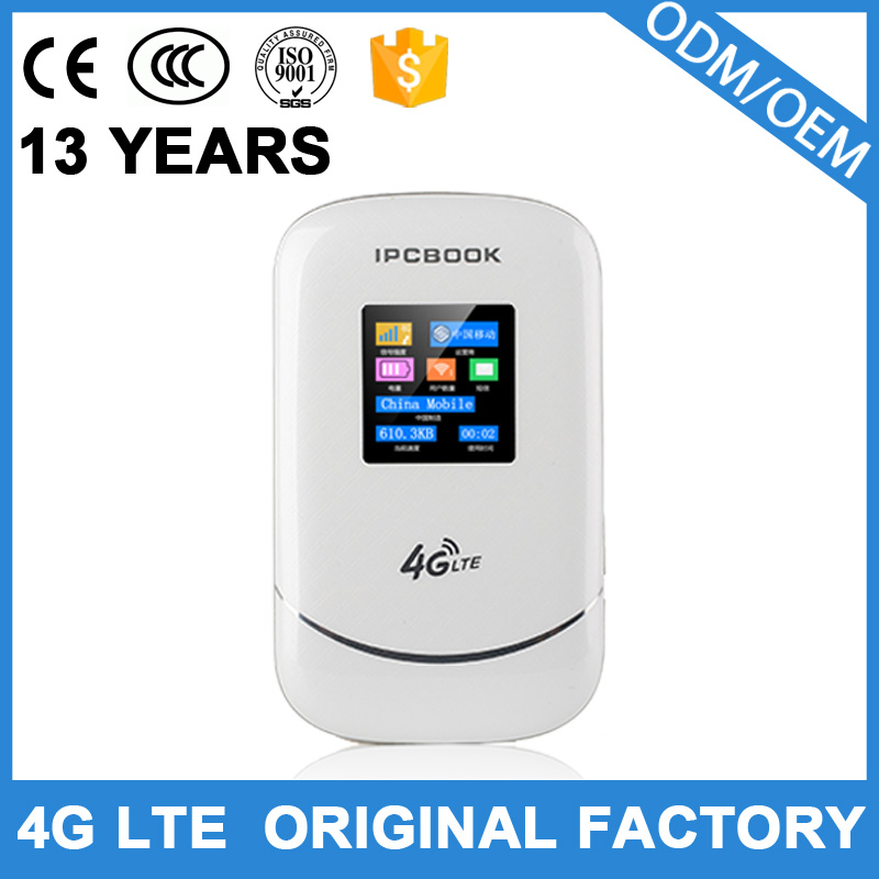 4g dongle wifi router with sim card slot and USB slot