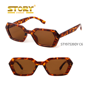 STORY STY97539DY thick frame wholesale lenses china yiwu sales promotion for ladies sunglasses market